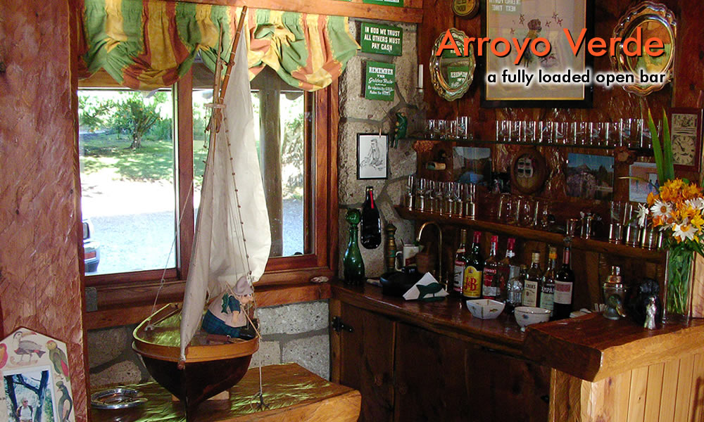 Arroyo Verde bar photo