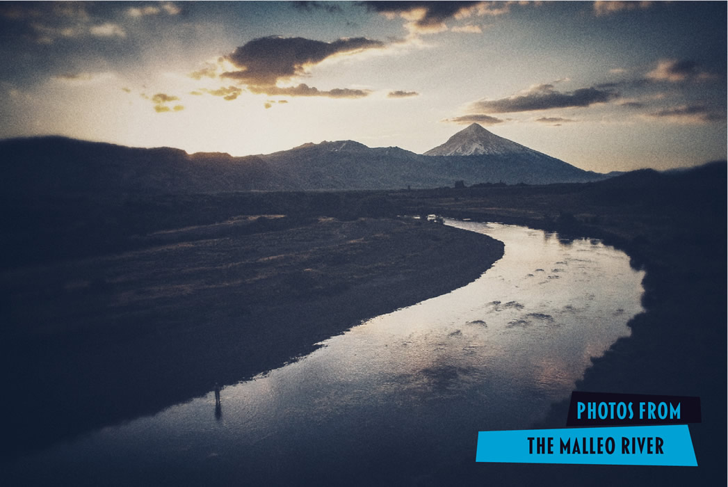 Fly fishing the legendary malleo river